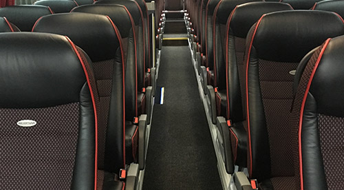 GH Watts Coaches, Leicester | Executive Coaches & Mini Buses Hire